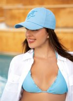 BURLEIGH CAP SKY BLUE